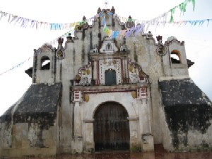 Oldest Church in Central America?
